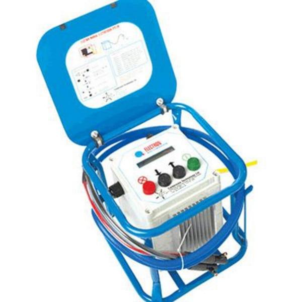 ELECTROFUSION WELD BOX GENERATOR 40V/240V