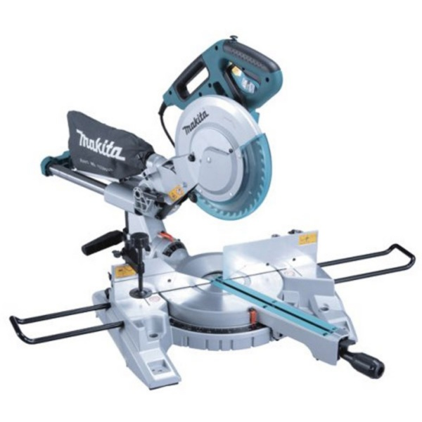 MAKITA SLIDE COMPOUND MITRE SAW 110V