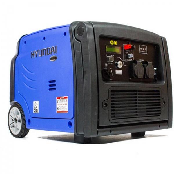 HYUNDAI HY3200SEI 3.2KVA ELECTRIC START INVERTOR GENERATOR