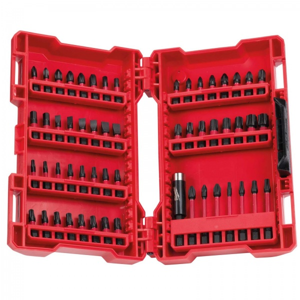 MILWAUKEE 4932430907 SHOCKWAVE DRIVE SET 56PC