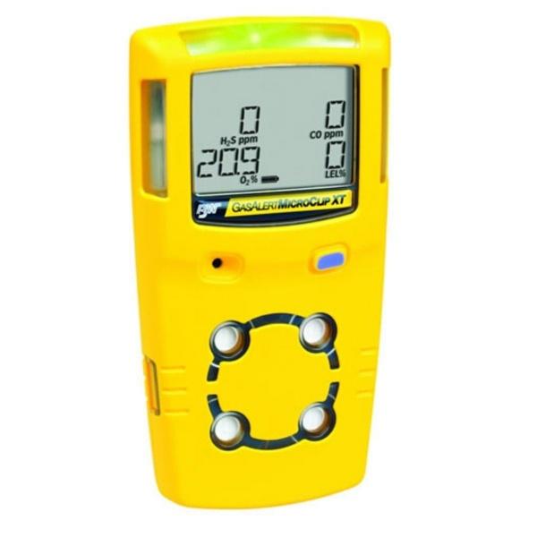 GasAlert MicroClip Multi Gas Detector
