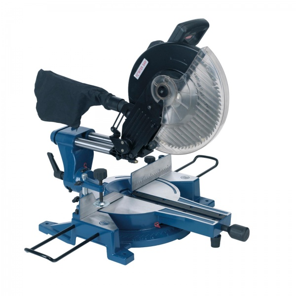 SEALEY SMS12 305MM SLIDING COMPOUND MITRE SAW WITH LASER