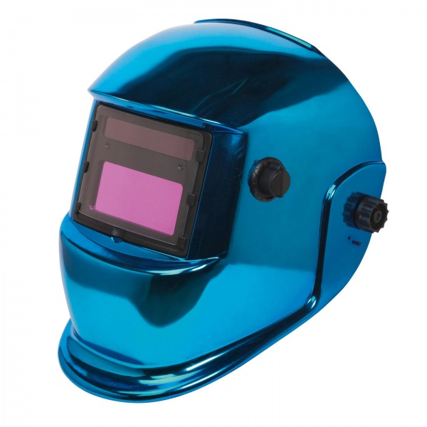 SEALEY PWH598B WELDING HELMET AUTO DARKENING SHADE 9-13 - BL