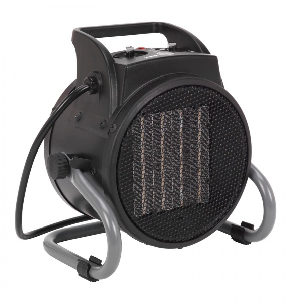 SEALEY PEH2001 PTC FAN HEATER 2000W 230V 13AMP