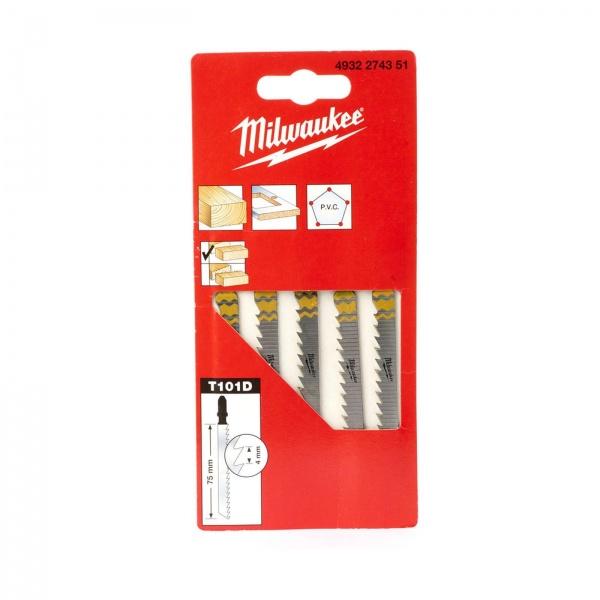 MILWAUKEE 4932274351 JIG SAW BLADE 75/4  T101D