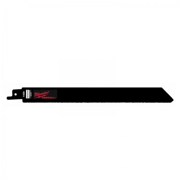 MILWAUKEE 48001430 SAWZALL BLADE  230 x coarse grit-Metal