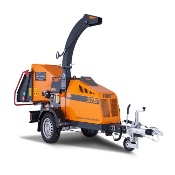 FORST ST6  6INCH CHIPPER