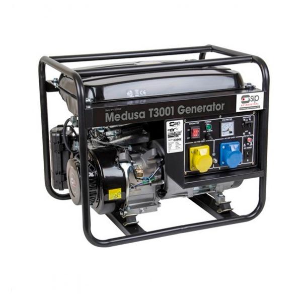 SIP 03962 MEDUSA T3001 PETROL GENERATOR