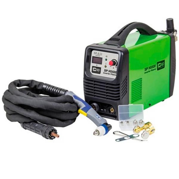 SIP HG500 PLASMA INVERTER CUTTER 50AMP 05787