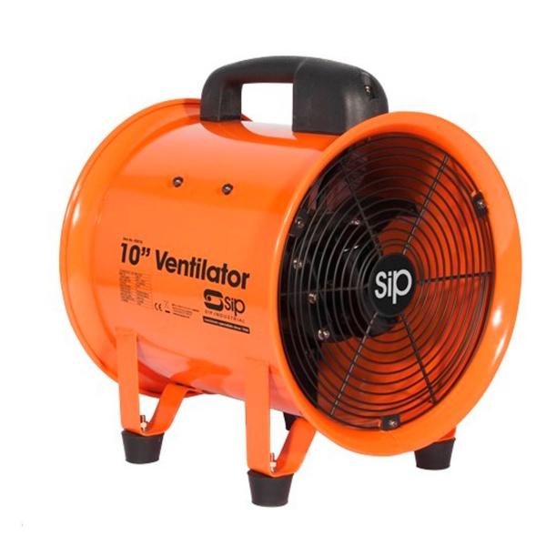 SIP 05618 10 Inch Portable Ventilator