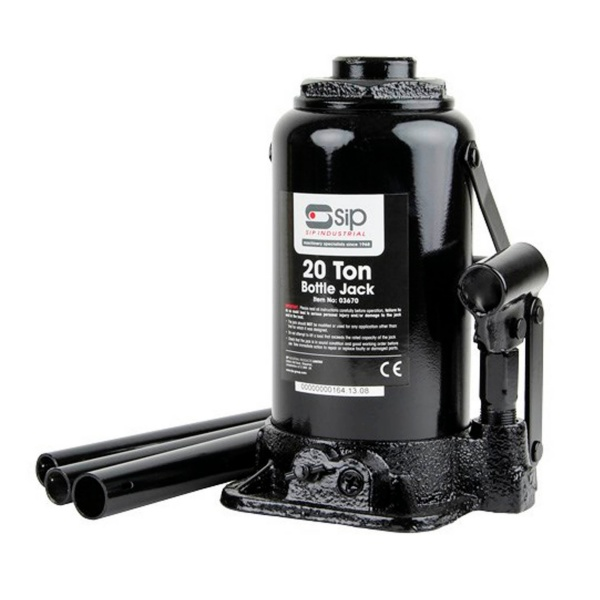 SIP 03670 20 Ton Bottle Jack