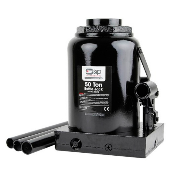 SIP 03672 50 Ton Bottle Jack