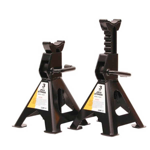SIP 03637 3 TON AXLE STANDS