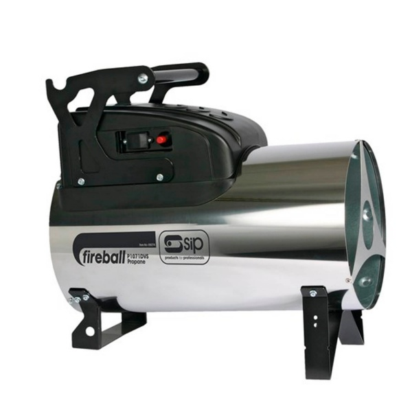 SIP 09274 Professional Fireball 1071DV Propane Heater
