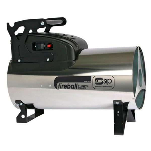 SIP 09275 Professional Fireball 1602DV Propane Heater