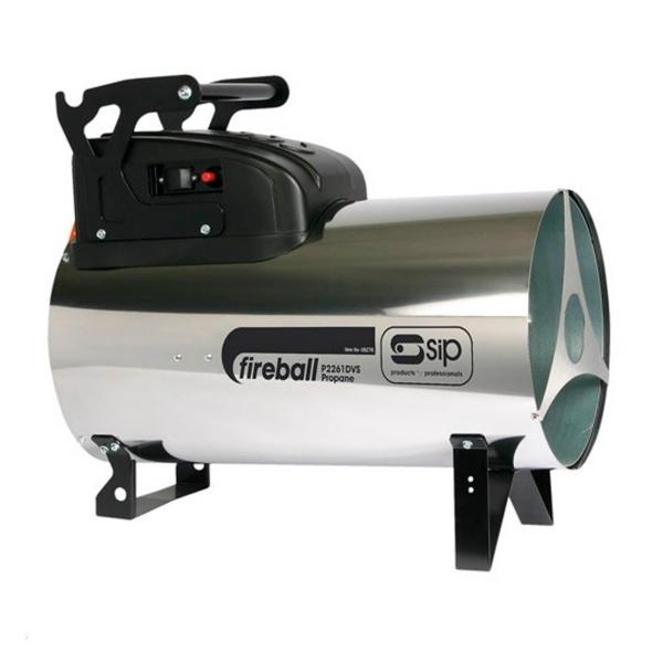 SIP 09276 Professional Fireball 2261DV Propane Heater