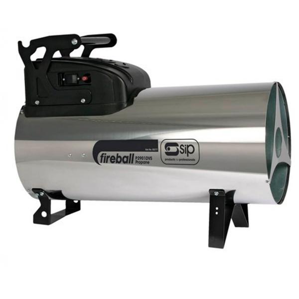 SIP 09277 Professional Fireball 2901DV Propane Heater