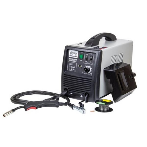SIP 05736 T136 MIG GAS/GASLESS WELDER