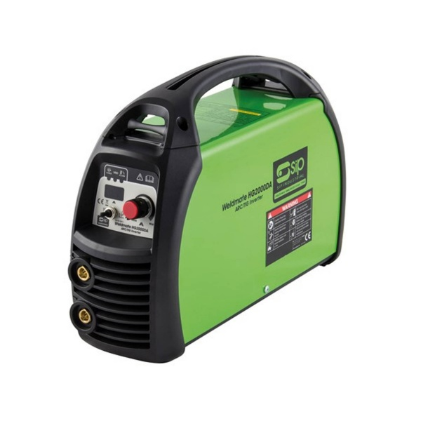 SIP 05715 HG2000DA ARC/TIG INVERTER WELDER