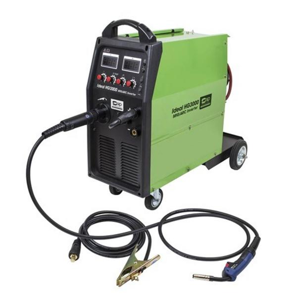 SIP 05772 HG3000 MIG/ARC INVERTER WELDER