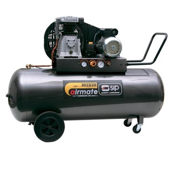 SIP 06288 Airmate PN3800B4/200 proTECH Compressor
