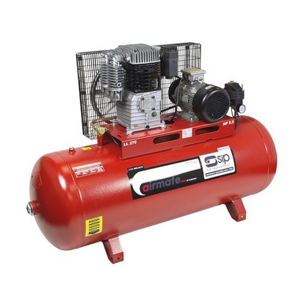 SIP 06289 ISBD5.5 270LTR 3 PHASE COMPRESSOR