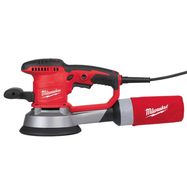 MILWAUKEE ROS150E-2 RANDOM ORBIT SANDER 230V