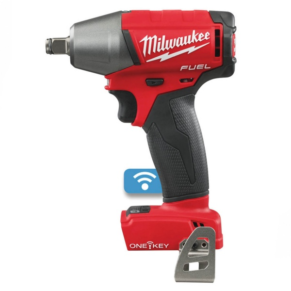 MILWAUKEE M18ONEIWF12-0 18V ONE KEY IMPACT WRENCH BODY ONLY