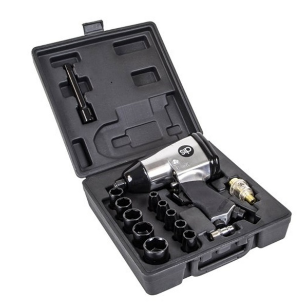 SIP 06792 1/2 INCH IMPACT WRENCH KIT 17PC