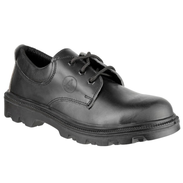 AMBLERS FS133 LACE UP SAFETY SHOE BLACK