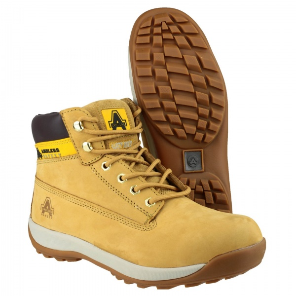 AMBLERS FS102 LACE UP SAFETY BOOT