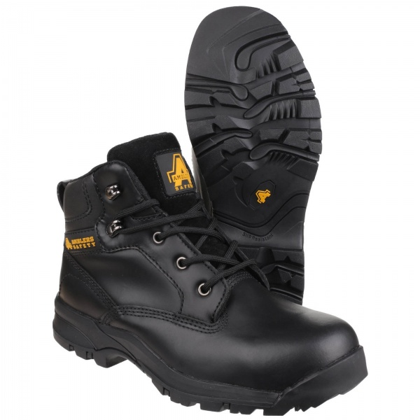 AMBLERS AS104 RYTON WATER-RESISTANT LADIES SAFETY BOOT