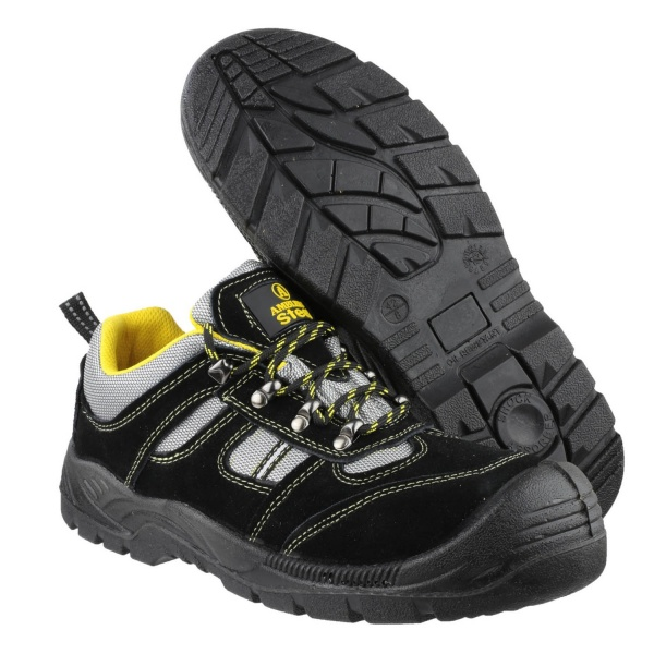AMBLERS FS111 LIGHTWEIGHT LACE UP SAFETY TRAINER