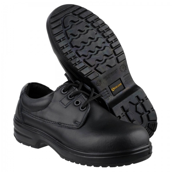 AMBLERS FS121C METAL FREE LACE UP SAFETY SHOE