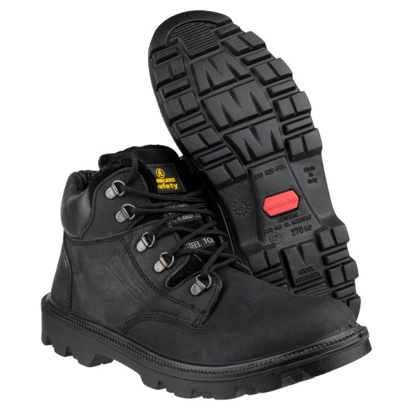 AMBLERS FS134 WATER RESISTANT LIGHTWEIGHT SAFETY BOOT