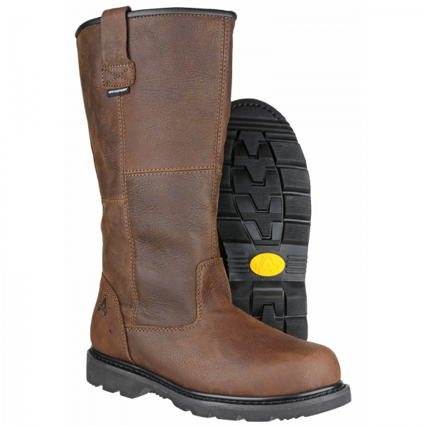 AMBLERS FS144 GOODYEAR WATERPROOF RIGGER SAFETY BOOT