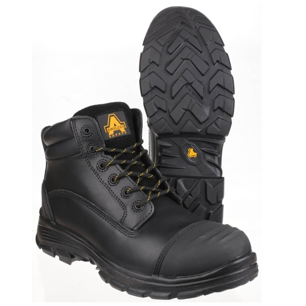 AMBLERS AS201 QUANTOK WATER-RESISTANT LACE UP SAFETY BOOT