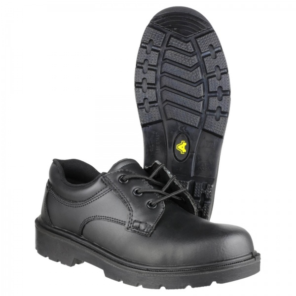 AMBLERS FS38C METAL FREE COMPOSITE GIBSON LACE SAFETY SHOE