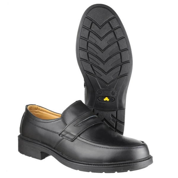 AMBLERS FS46 MOCC TOE SAFETY SLIP ON SHOE