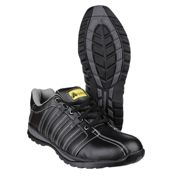 AMBLERS FS50 ANTISTATIC LACE UP SAFETY TRAINER