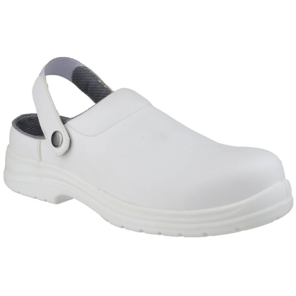 AMBLERS FS512 ANTISTATIC SLIP ON SAFETY CLOG