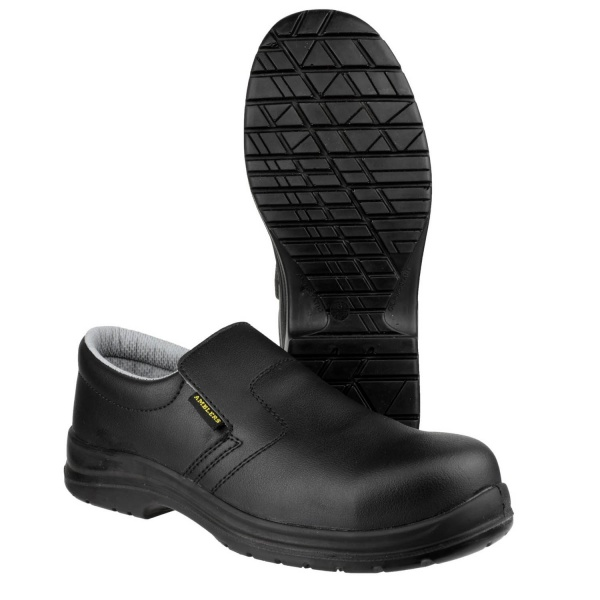 AMBLERS FS661 METAL FREE LIGHTWEIGHT SLIP ON SAFETY SHOE