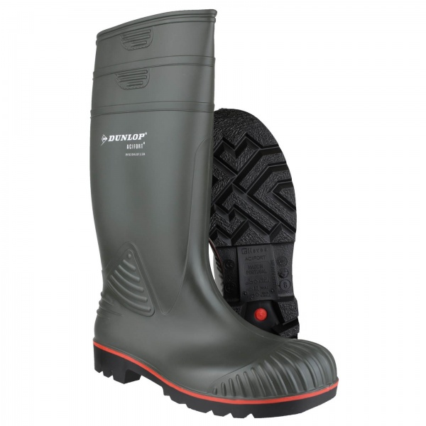 DUNLOP ACIFORT HEAVY DUTY FS WELLINGTON BOOT
