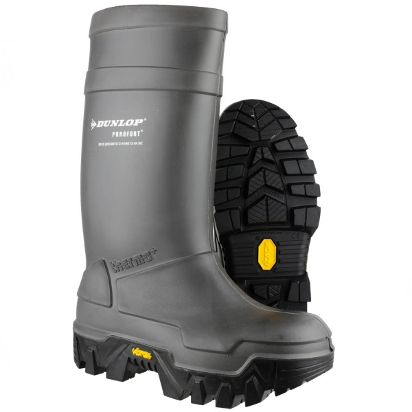 DUNLOP PUROFORT EXPLORER WELLINGTON BOOT