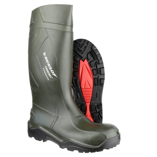 DUNLOP PUROFORT+  FS WELLINGTON BOOT