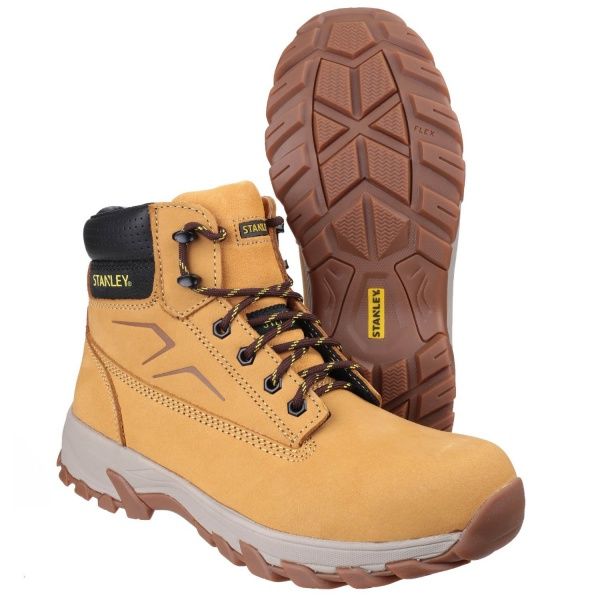 714f4a72de0 STANLEY TRADESMAN HONEY SAFETY BOOT