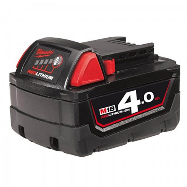 MILWAUKEE M18B4 4.0AH BATTERY 18V