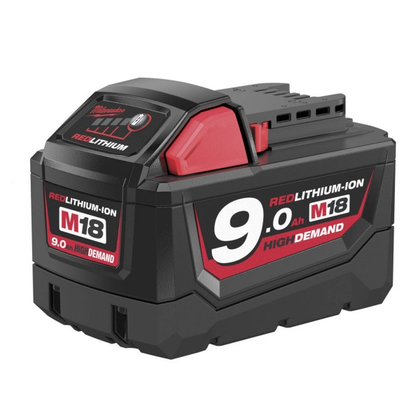 MILWAUKEE M18B9 BATTERY 9AH