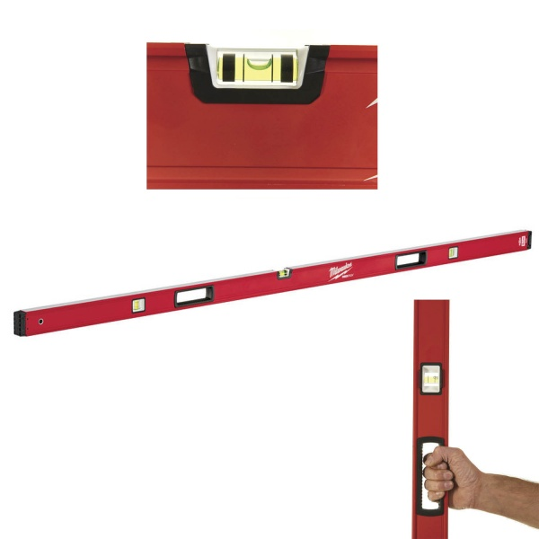 MILWAUKEE 4932459072 LEVEL REDSTICK BACKBONE 200CM