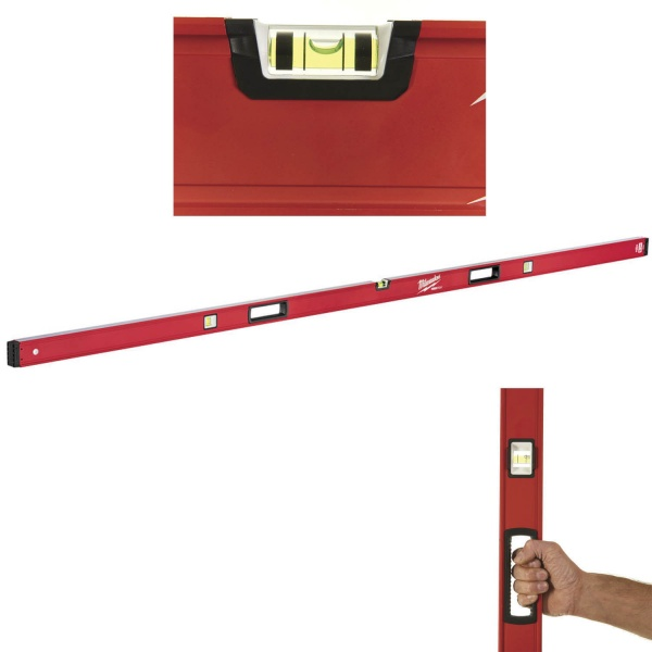 MILWAUKEE 4932459074 LEVEL REDSTICK BACKBONE 240CM